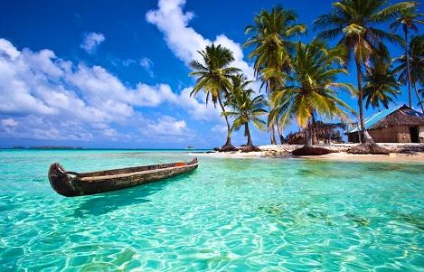 San Blas Adaları
