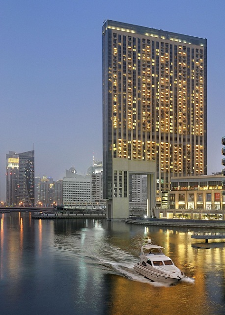 THE ADDRESS DUBAI MARINA NOW OPEN