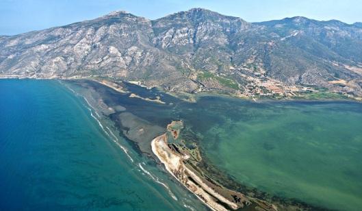 B. Menderes deltası