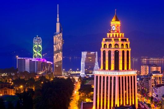 Baştan yaratılan şehir: Batum