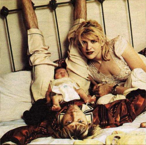 cobain-family