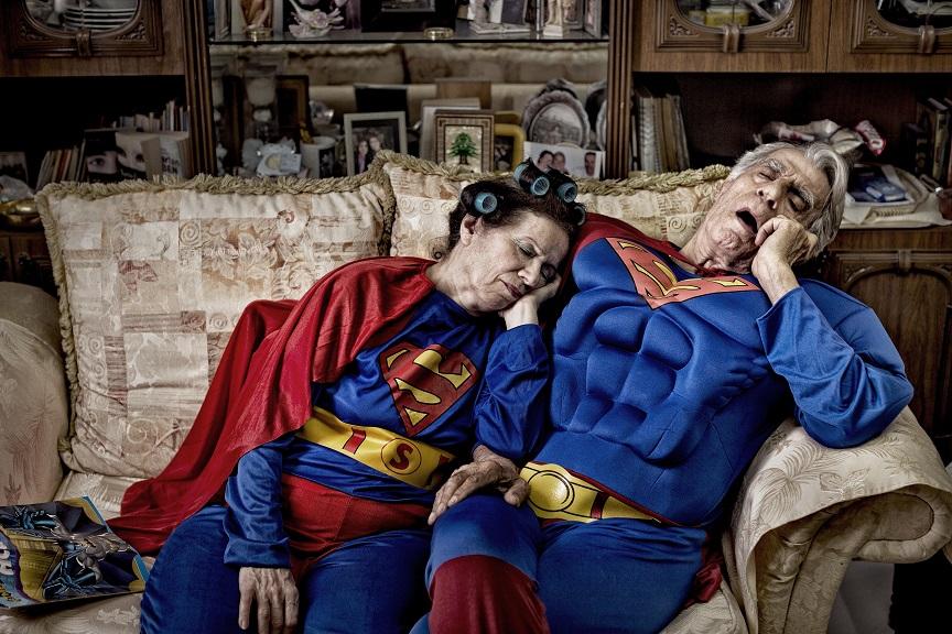 Superwoman & Superman